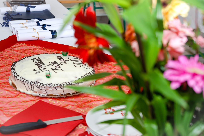 Πρωτοχρονιάτικη Πίτα Νυμφασία 2017
